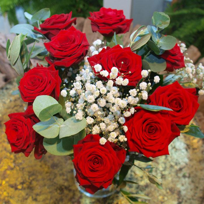 rote Rosen liefern lassen Marienheide