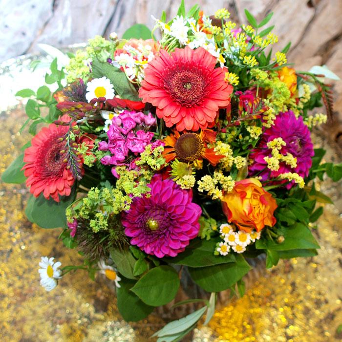 Gärtnerei Müller in Marienheide liefert Blumen